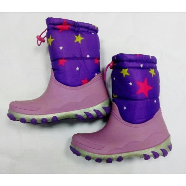Зимові чоботи...